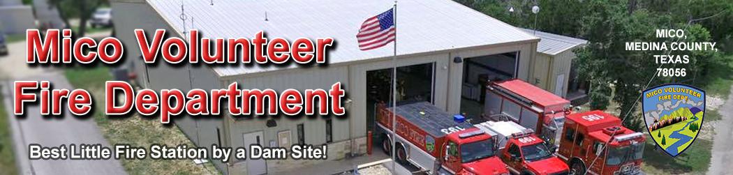 Mico Volunteer Fire Department