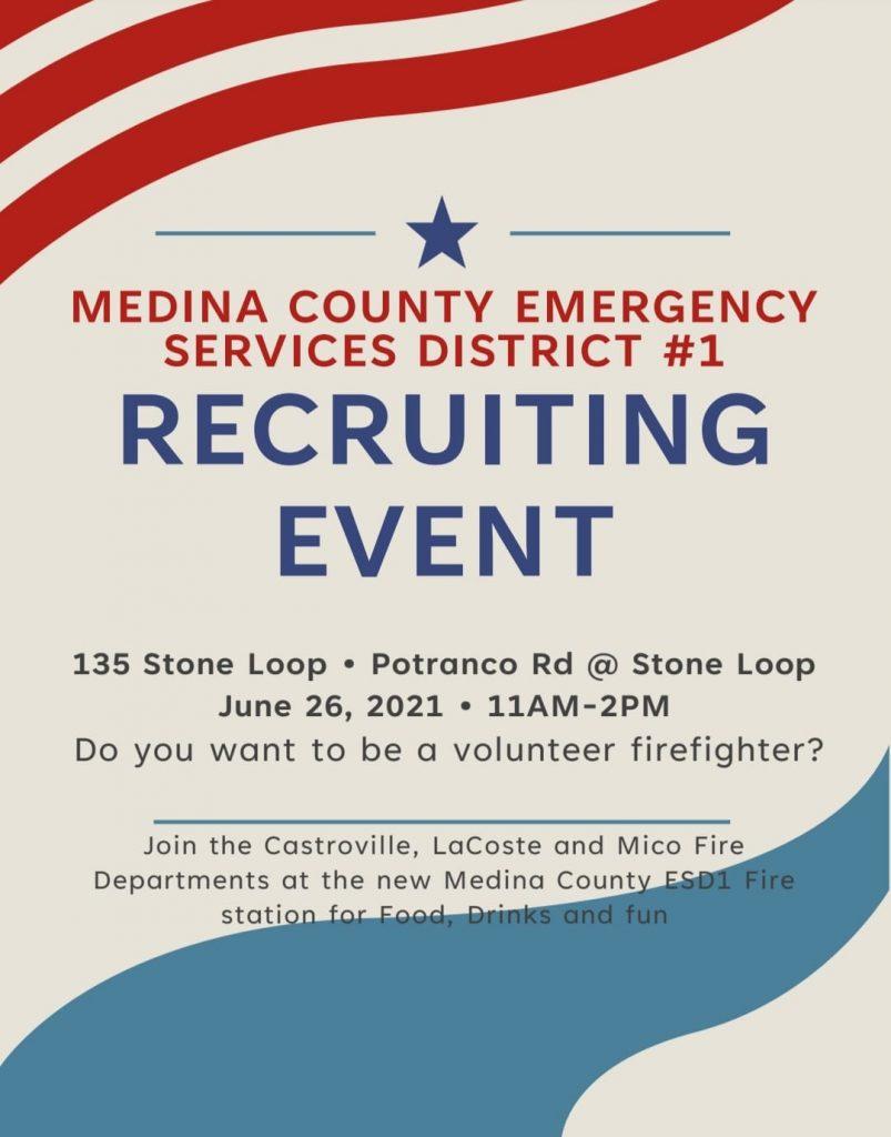 MicoVFD recruiting event 2021